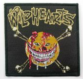 Wildhearts - 'Smiley Bones' Woven Patch